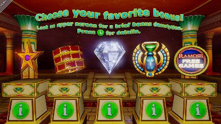 Sphinx 3d Slot Machine