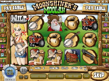 Moonshiners Moolah Slot Machine Online ᐈ Rival™ Casino Slots